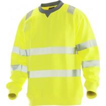 Jobman Sweatshirt HI-VIS