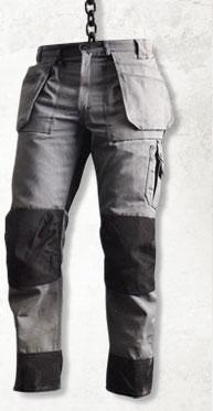 Bläkläder Bundhose